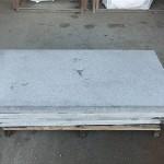 Bush-hammered limestone - 1